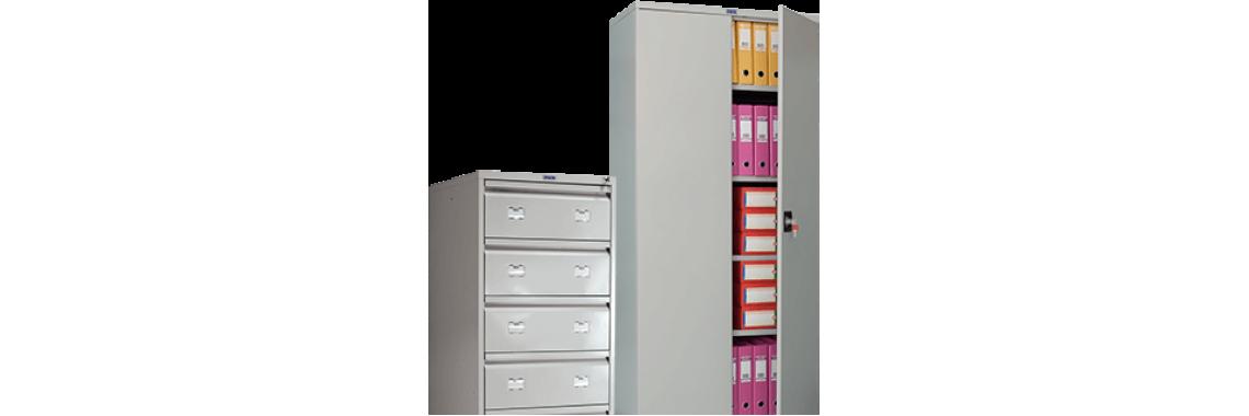 Металлические шкафы архивные для документов