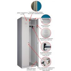 Металлический шкаф ШРК-22-800