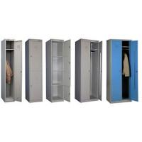 Металлические шкафы для документов бухгалтерии одежды